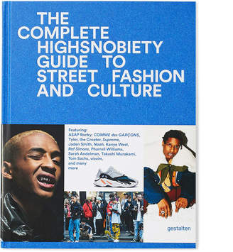 Publications The Incomplete: Highsnobiety Guide to Street Fashion and Culture