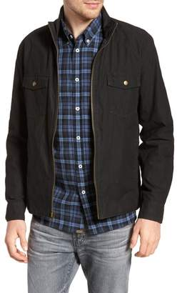 Billy Reid Standard Fit Shirt Jacket