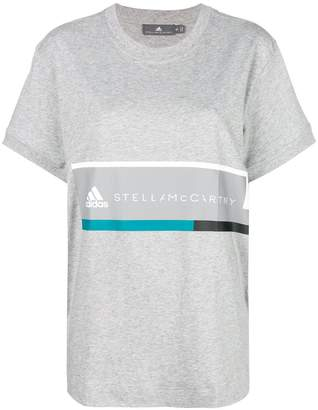 adidas by Stella McCartney Essentials logo T-shirt