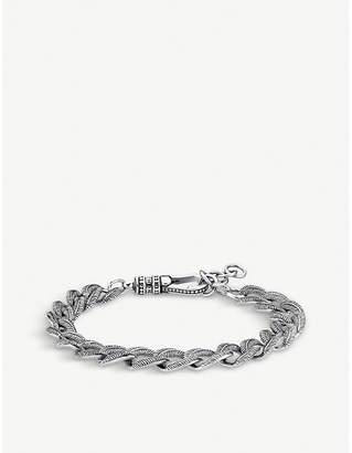 Thomas Sabo Rebel Iconic feather chain bracelet