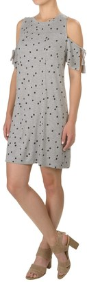 Kensie Confetti Dots Dress - Sleeveless (For Women) $19.99 thestylecure.com