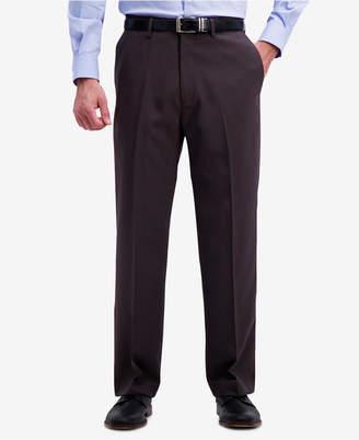 Haggar Microfiber Performance Classic-Fit Dress Pants