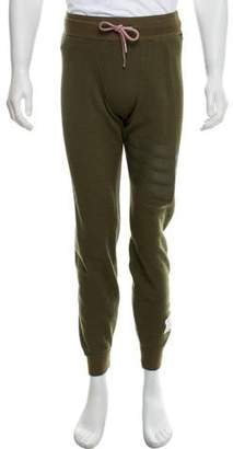 Thom Browne Striped Joggers
