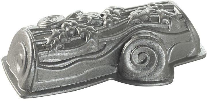 Nordicware Buche de Noel Yule Log Bundt Cake Pan