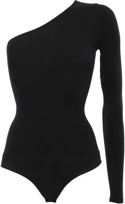 Commando One-shoulder Stretch-jersey Bodysuit