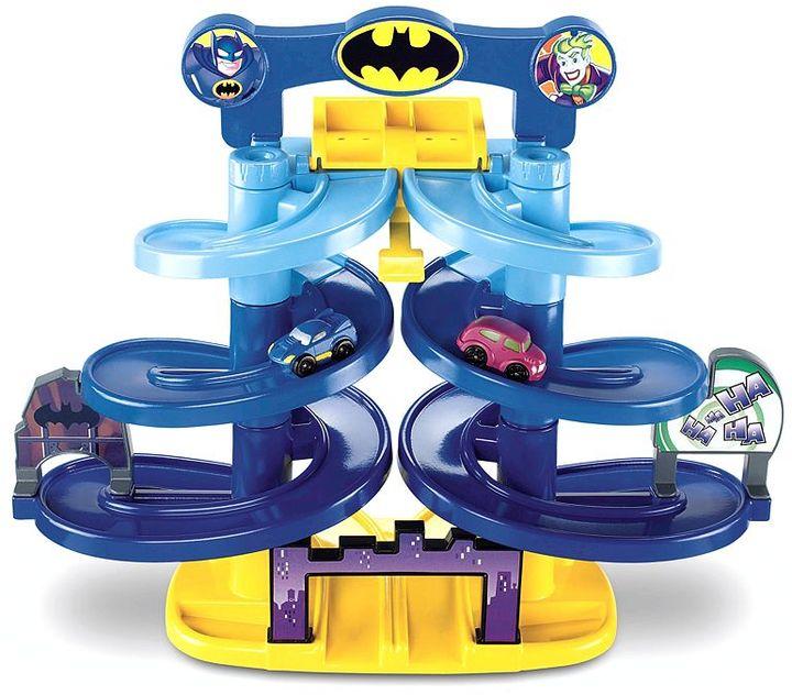 Fisher-Price dc super friends spiral speedway