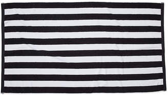 Beach Towel Black Shopstyle