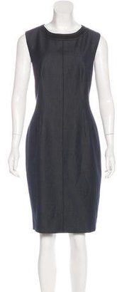 Tahari Sleeveless Sheath Dress $75 thestylecure.com