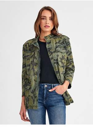 DL1961 Beekman Military Jacket | Camouflage