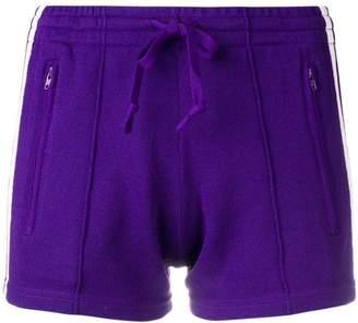 Etoile Isabel Marant side stripe shorts