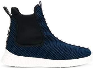 Miu Miu high-top sneakers