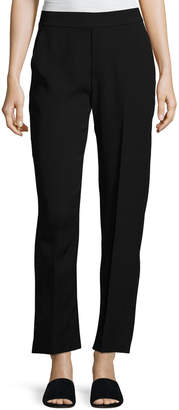 Vince Relaxed Stretch Lounge Pants, Black