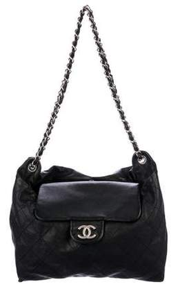 Chanel Accordion Tote Bag