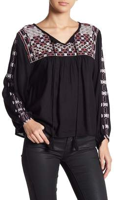 Raga Diana Embroidered Blouse
