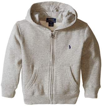 Polo Ralph Lauren Collection Fleece Full-Zip Hoodie Boy's Fleece