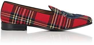 Gucci Men's New Gallipoli Flannel Loafers