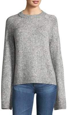 AG Jeans Noelle Shimmer Crewneck Sweater