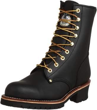 "Georgia Boot Men's 8"" Safety Toe Logger"