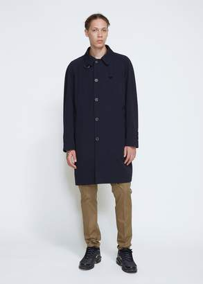 Lanvin Reversible Overcoat