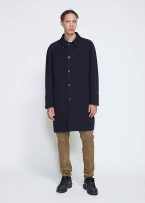 Lanvin Reversible Overcoat