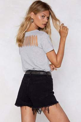Nasty Gal Let Her Rip Relaxed Tee