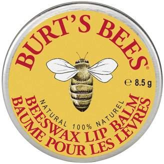 Burt's Bees Burt's Bees Beeswax 100% Natural Lip Balm Tin, 8.5g
