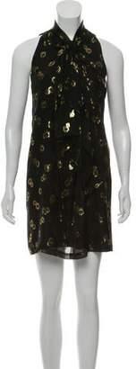Diane von Furstenberg Sleeveless Shift Dress