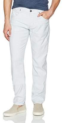 Hudson Men's Blake Slim Straight Linen Pant