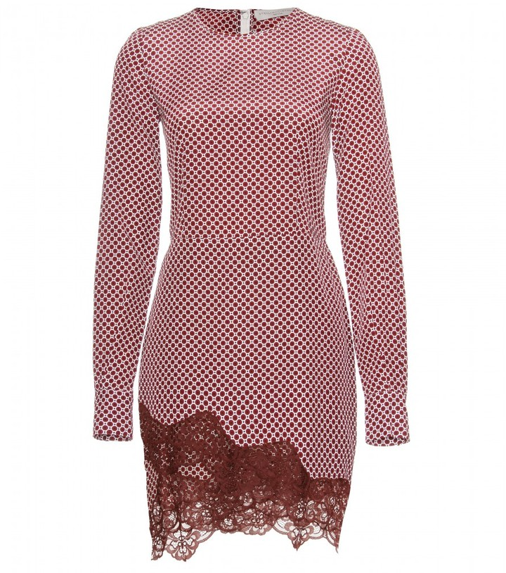 Stella McCartney PORTMAN SILK DRESS