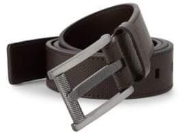 Robert Graham Textured Leather Belt