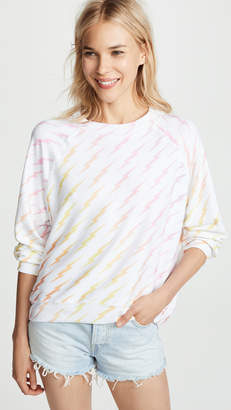 Wildfox Couture Bolt Gradient Sommers Sweater