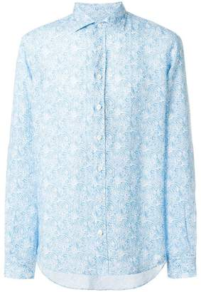Etro paisley print relaxed fit shirt