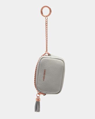 Ted Baker MMORGAN Leather bag charm