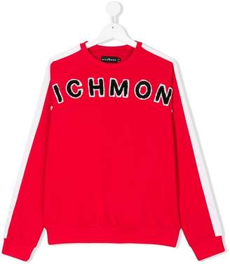 John Richmond Kids branded sweatshirt