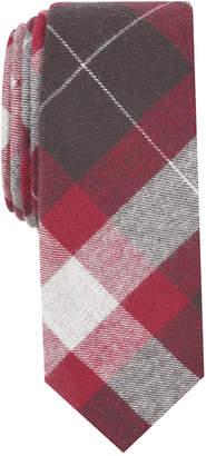 Original Penguin Penguin Men's Kline Plaid Skinny Tie