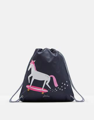Joules Clothing Active Drawstring Bag