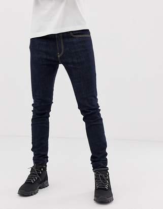 Diesel D-Amny super skinny fit jeans in 089AC dark wash