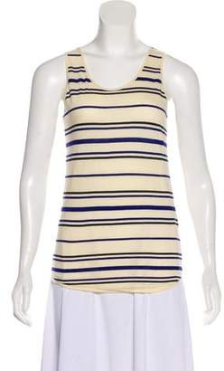 Demy Lee Printed Sleeveless Top w/ Tags