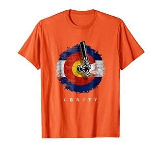 Colorado Craft Beer Crafty T-shirt