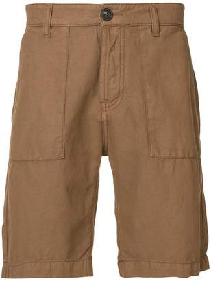Eleventy fitted chino shorts