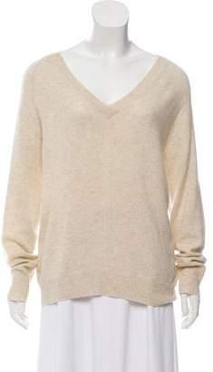 Brochu Walker Cashmere Long Sleeve Sweater
