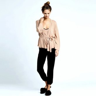 Minnie Rose - Belted Kimono $165 thestylecure.com
