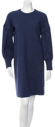 Derek Lam Wool Shift Dress