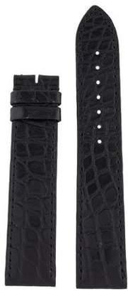 Cartier 20mm Alligator Watch Strap