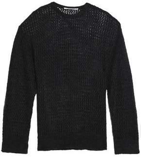 Chalayan Open-Knit Sweater