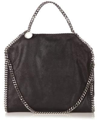 Stella McCartney Falabella small faux-suede shoulder bag