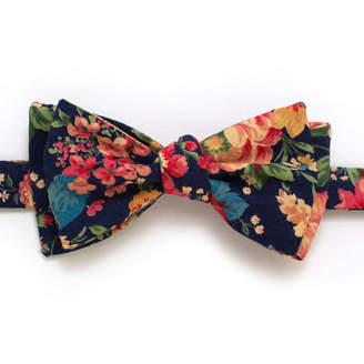 General Knot & Co 1960s Spring Garden Classic Bow