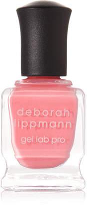Deborah Lippmann - Gel Lab Pro Nail Polish - Happy Days $20 thestylecure.com