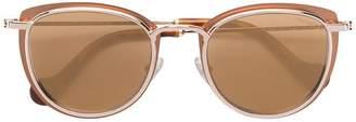 Moncler Eyewear cateye layered sunglasses