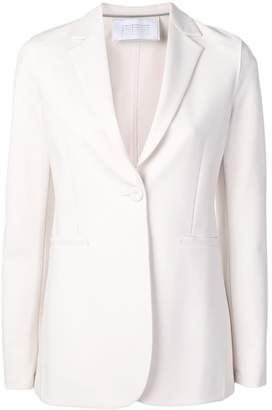 Harris Wharf London one button blazer
